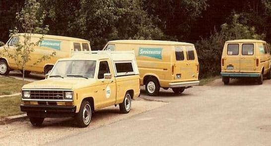 ServiceMaster History
