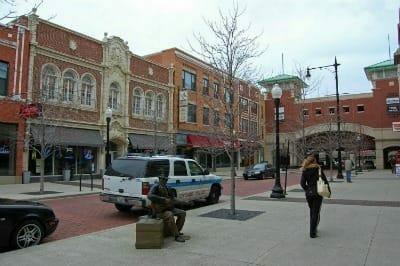 University Village, Chicago IL