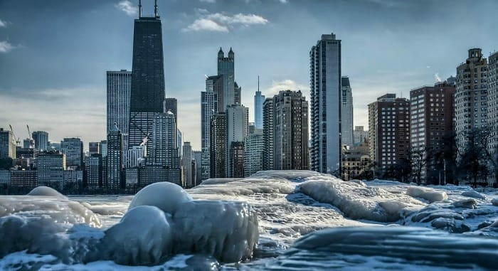Chicago skyline intro to winterize your home guide