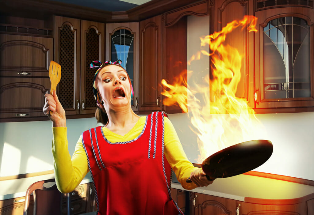 How To Avoid Thanksgiving Turkey Fires