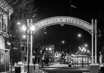 Lincoln Square, Chicago IL