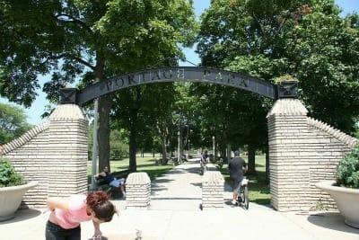 Portage Park, Chicago IL