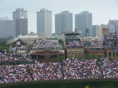 Wrigleyville, Chicago IL