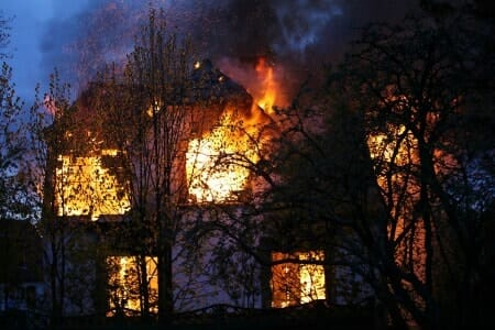 The Shocking Truth About Modern Homes And Fire Safety