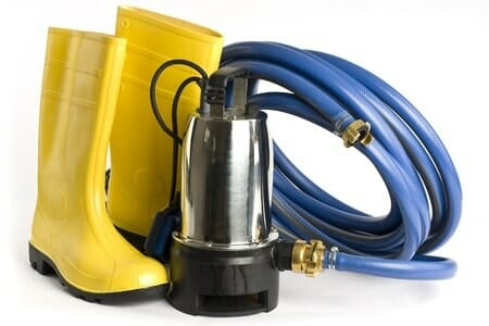 submersible pump boots hose
