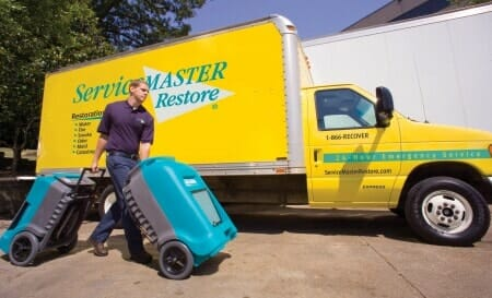 water damage restoration expert