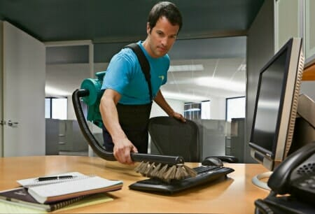 commercial cleaning expert