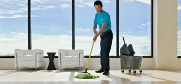 hotel floor cleaning services