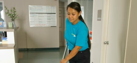 medical cleaning crew chicago
