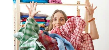 organizing home closet