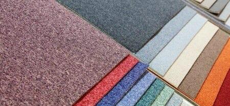 office carpet types