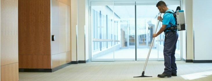 commercial carpet cleaning methods