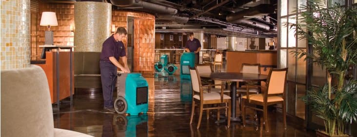 restaurant disaster recovery services