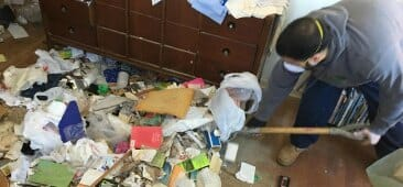 hoarder cleanup services chicago