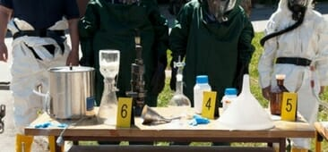 meth lab cleanup chicago
