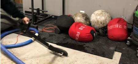 gym cleaning contractor