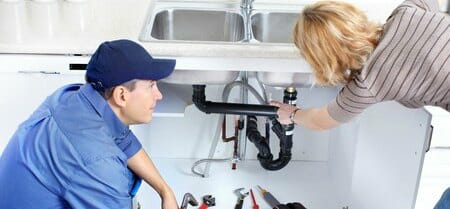 leaky sink