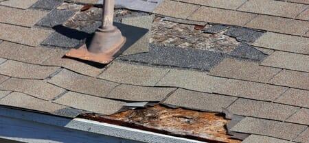 roof storm damage