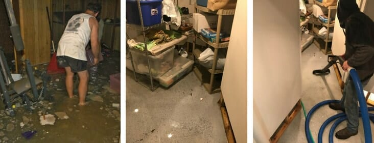flooded basement cleanup chicago suburbs free inspection rh servicemasterbyzaba com Clean Up Water in Basement Clean Up Water in Basement