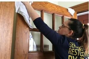 cleaning services for albany park, il