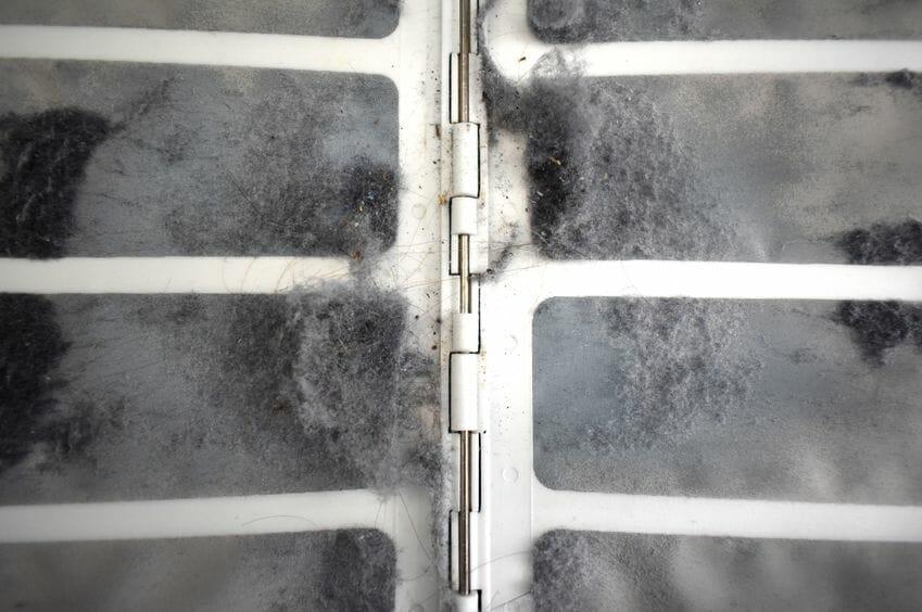 dryer lint filter