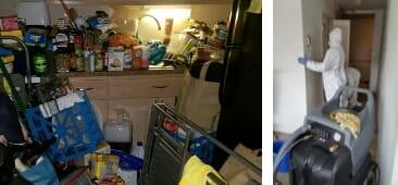 hazardous home situation