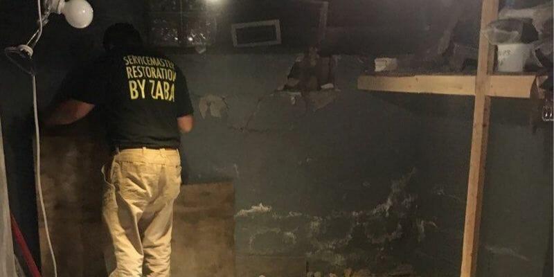 chicago burst pipe basement cleanup team