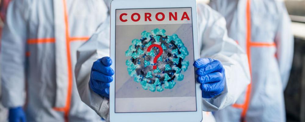 coronavirus at work