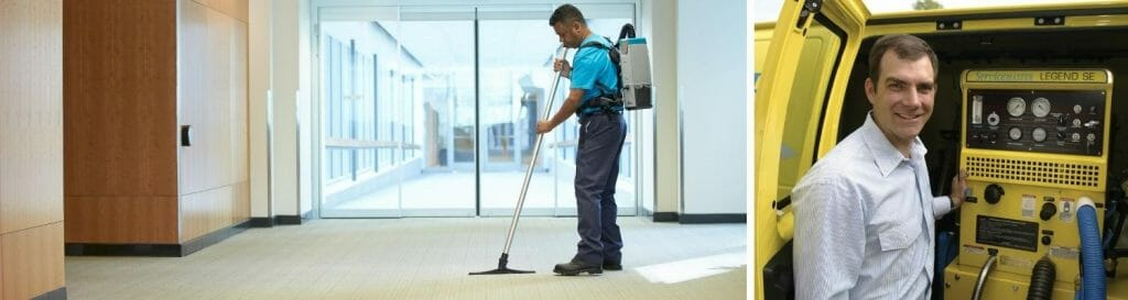 commercial glued down carpet cleaning service chicago il