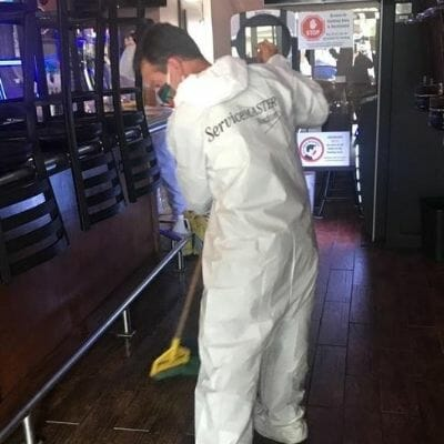 covid 19 disinfection cleaning chicago