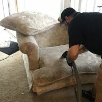 upholstery fire damage cleanup