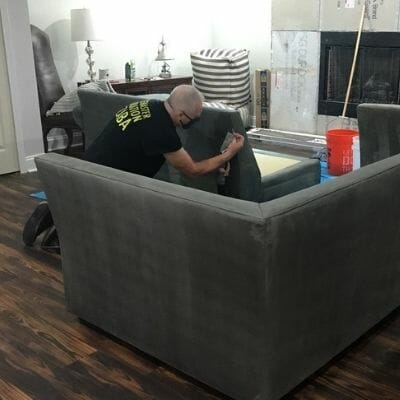 upholstery cleaning inspection chicago il