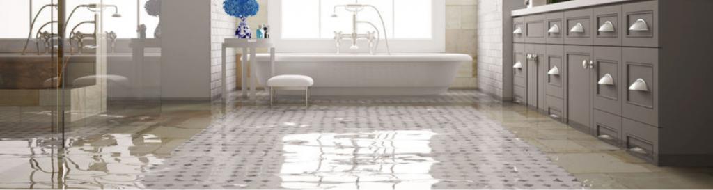 bathtub overflows leaking downstairs chicago