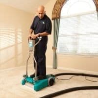 carpet cleaner in winnetka home