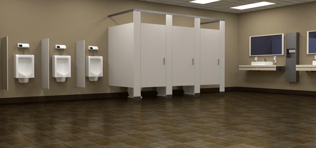 urinal overflow