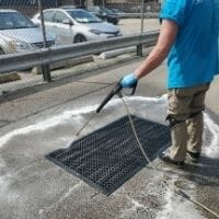 outdoor patio mat cleaning chicago
